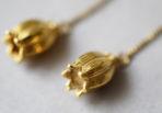Earrings Bellflower