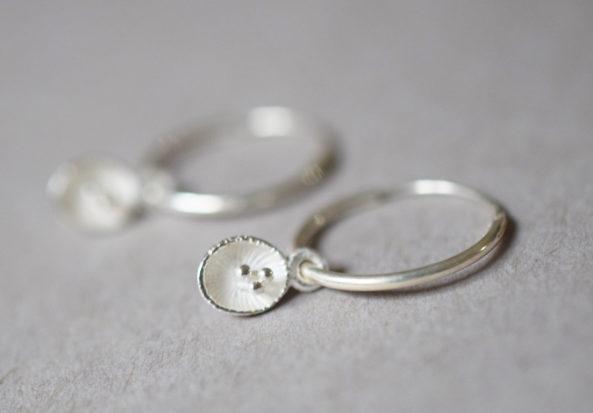 Earrings Dotty Flower