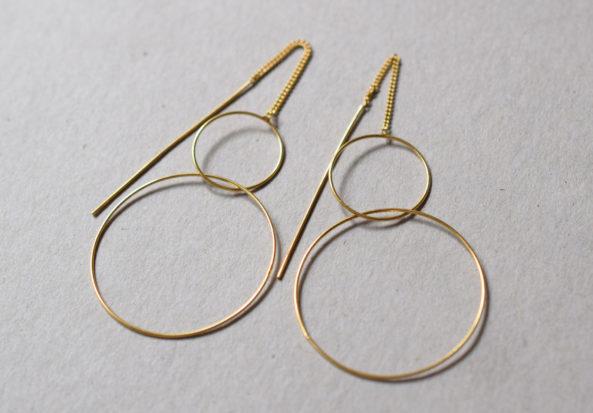 Earrings Doublering