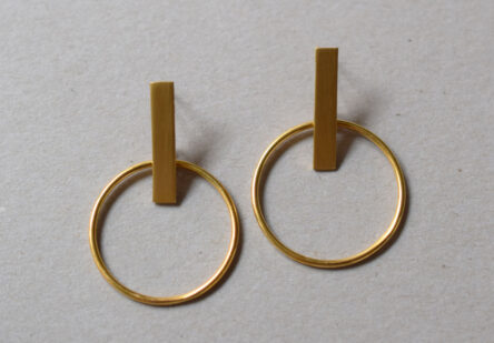Earstuds Ring Dull