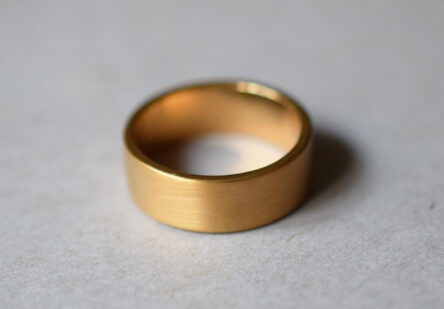 Men Ring dull