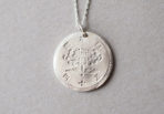 Necklace-Coin-Lotus