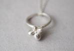 Necklace Spindle Flower