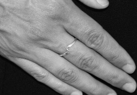 Ring S Shape