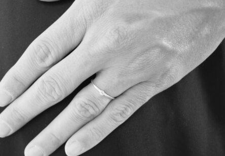 Ring tiny Zirconia