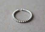 Ring Beads Diamond Cut