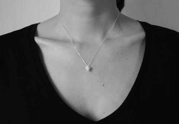 Necklace Pinecone