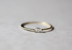 Ring Oval Cubic Zirconia
