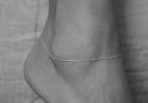 anklet simple