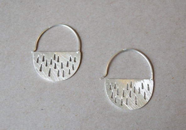 Earrings Halfmoon
