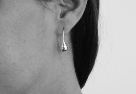 Earstuds Shiny Drop