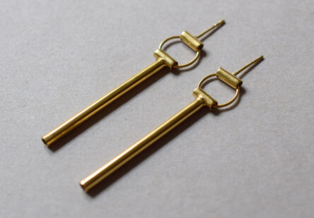 Earstuds Tube Long