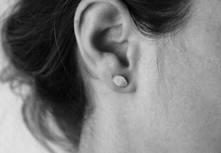 Earstuds little Leaf