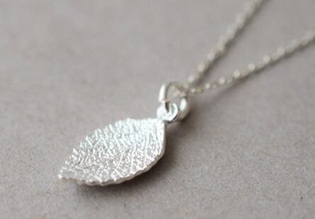 Necklace Autumn Leaf