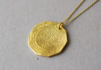 Necklace Coin Orient