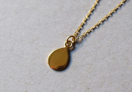 Necklace small Drop