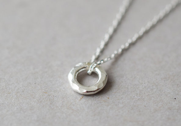 Necklace Little Circle