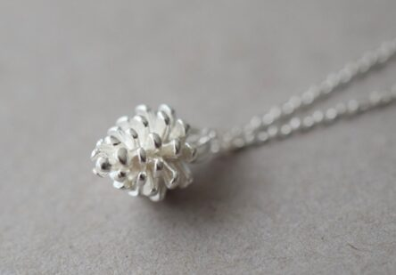 Necklace Pinecone