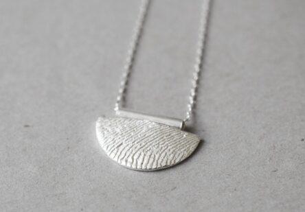 Necklace Sepia