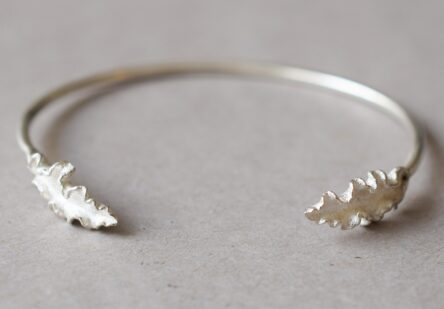 Bangle Asian Leaf