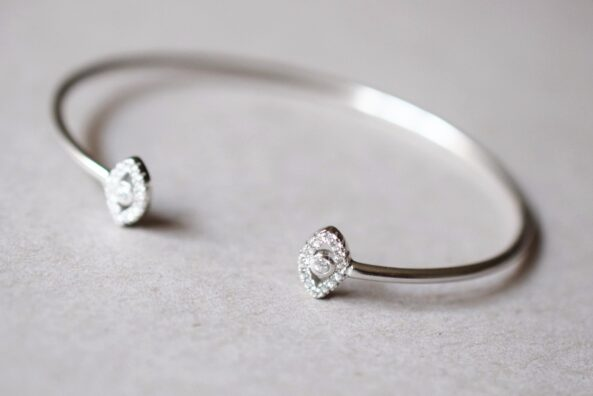 Bangle Zirconia Eye