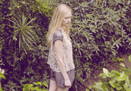 Blouse small Flower