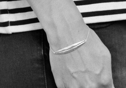 Bracelet Leaf Long