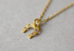 Bracelet tiny Horseshoe -2