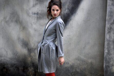 Mantel Greymelange