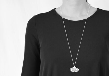 Necklace Gingko
