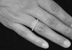 Ring BeadsRing Beads Diamond Cut