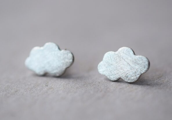 Earrings Cloud