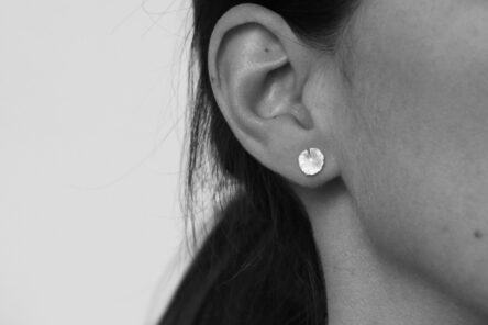 Earstuds Water Lily