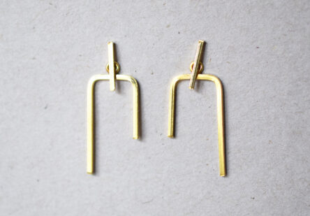 Earstuds with Sticks