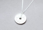 Necklace Danish Coin