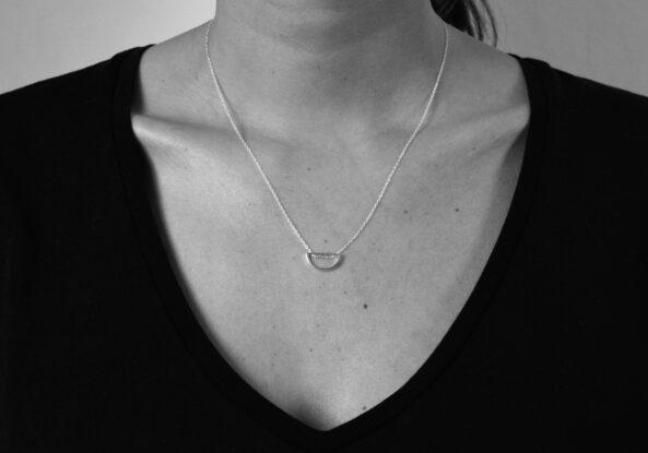 Necklace Halfmoon