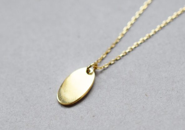 Necklace Tag