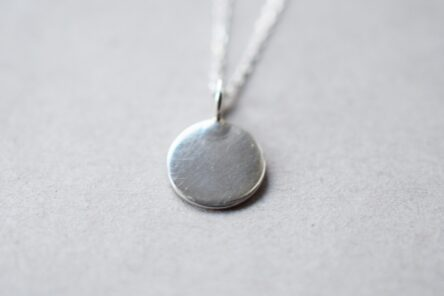 Necklace small Medallion