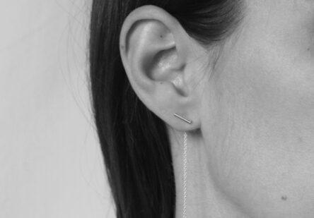 EarringsStickChain