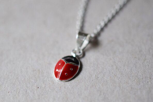 NecklaceLadybug