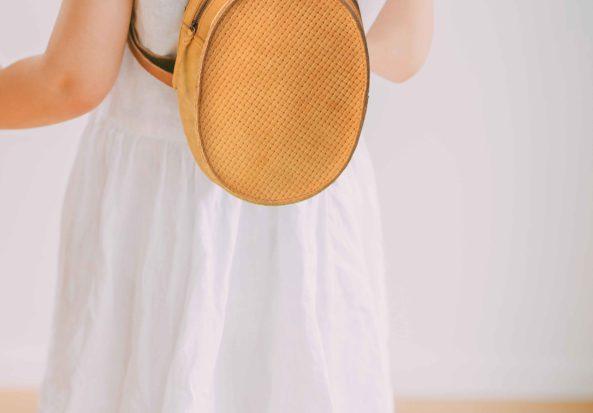 Nino Pineapple Backpack