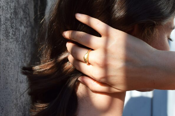 Ring Pleated