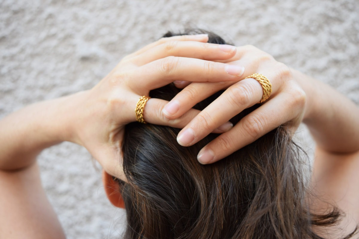 Ring Braided