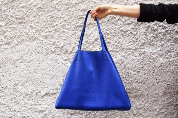 Simple Leather Bag