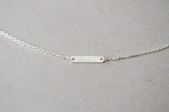 Anklet Brushed Line