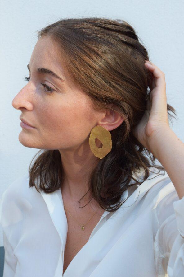 Earrings Egg
