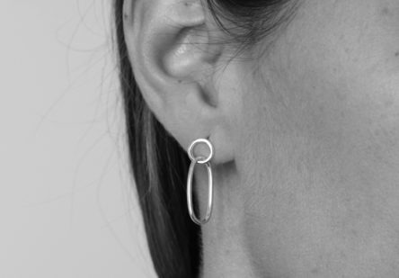 Earstuds Ovale Rings