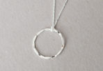 Necklace-hammered-Ring-2