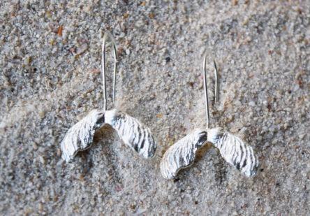 EarringsMapleLeaf