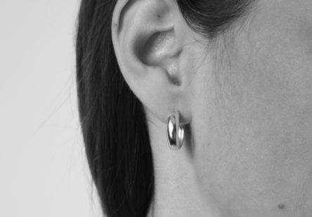 Earrings Bold Hoops